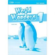 World Wonders 1: Test Book