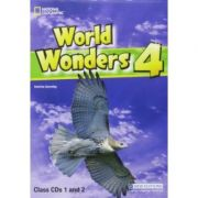 World Wonders 4 class cds