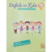 English for kids – caiet de lucru pentru clasa III-a - Cristina Mircea