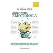 Agilitatea emotionala - Dr. Susan David