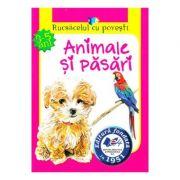 Animale si pasari (Rucsacelul cu povesti 3-5 ani)