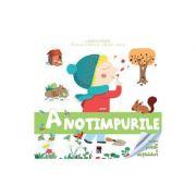 Enciclopedia celor mici. Larousse. Anotimpurile - Sylvie Baussier, Magali Clavelet