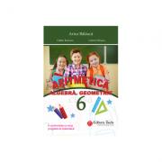 Aritmetica, Algebra, Geometrie pentru clasa a VI-a - Artur Balauca, Catalin Budeanu, Gabriel Marsanu