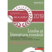 Bacalaureat 2019 Limba si literatura romana Profil real ( 80 de teste ) - Ed. Paralela 45