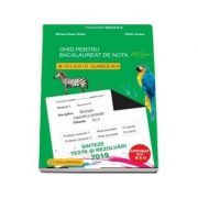 Bacalaureat Biologie 2019 clasele 9-10. Sinteze teste si rezolvari - Ghid pentru bacalaureat de nota 10 ( Ed. revizuita ) - Stelica Ene