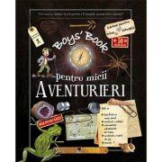 Boy's book pentru micii aventurieri - Michele Lecreux