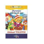Buratino. Cheita de aur - Aleksei N. Tolstoi