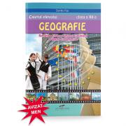 Caietul elevului. Geografie clasa a XII-a Romania. Europa. Uniunea Europeana. Probleme fundamentale - Dumitru Rus