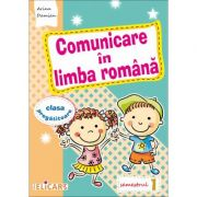 Comunicare in limba romana pentru clasa pregatitoare. Semestrul I. Caiet de lucru - Arina Damian