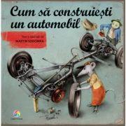 Cum sa construiesti un automobil - Martin Sodomka