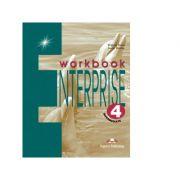 Curs limba engleza Enterprise 4 Caietul elevului - Jenny Dooley, Virginia Evans