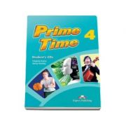 Curs de limba engleza. Prime Time 4, 4 CD - Virginia Evans, Jenny Dooley
