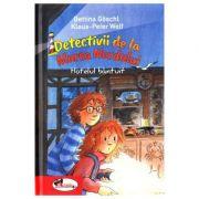 Detectivii de la Marea Nordului. Hotelul bantuit - Bettina Goschl, Klaus-Peter Wolf
