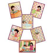 Educatie pentru sanatate – Set planse (KP-018) - 50x70