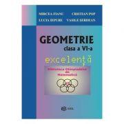 Geometrie Clasa a 6-a Excelenta - Mircea Fianu, Cristian Pop