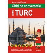 Ghid de conversatie roman-turc - Nevzat Yusuf Sarıgol
