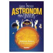 Ghidul micului astronom prin Univers - Adrian Sonka, Adnan Vasile