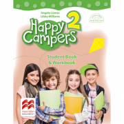 Happy Campers 2. Student Book and Workbook