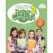 Happy Campers. Skills Book. Clasa a II-a
