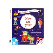 How are you? + CD - I learn English with Peter and Emily - Larousse
