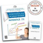 Portofoliul de evaluare formativa - Matematica, clasele IX-XII