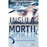 Insula mortii - Asa Avdic