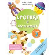 Lecturi si fise de lectura. Clasa a II-a - Arina Damian, Cristina Martin