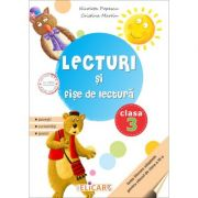 Lecturi si fise de lectura. Clasa a III-a Suport de lucru pentru orele de lectura - Nicoleta Popescu, Cristina Martin