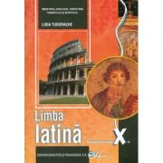 Manual pentru limba latina - clasa a X-a