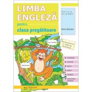 Limba engleza pentru clasa pregatitoare. Workbook - Arina Damian