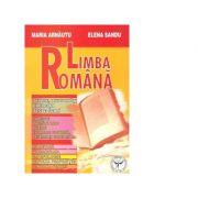 Limba romana. Subiecte pregatitoare pentru evaluare continua, testare si concursuri - Elena Sandu, Maria Arnautu