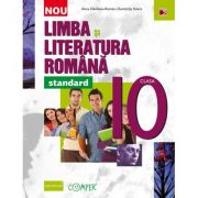 Limba si literatura romana - standard. Clasa a X-a, Davidoiu-Roman Anca