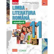 Limba si literatura romana - standard. Clasa a XI-a - Anca Davidoiu-Roman