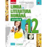 Limba si literatura romana - standard. Clasa a XII-a, Davidoiu-Roman Anca