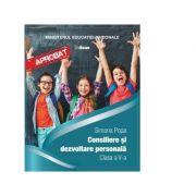 Manual Consiliere si Dezvoltare personala, clasa a V-a. Manualul elevului + Manual digital - Simona Popa