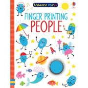 Mini finger printing people