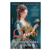 Mostenitoarea sedusa - Julia Quinn
