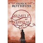 Numele vantului - Patrick Rothfuss