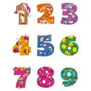 Numere – Set planșe (KP-011) - 30x40