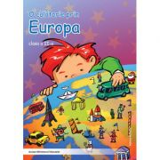 O calatorie prin Europa clasa a II-a