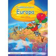 O calatorie prin Europa clasa a III-a - Alexandrina Dumitru