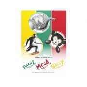 Pachi, elefantul evadat; Moca, ursul care a fugit; Sally, maimuta care a scapat, Ethel Maxine Neff
