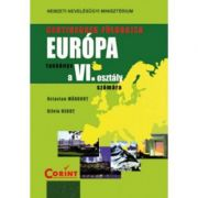 Manual geografia continentelor-Europa clasa a VI-a (limba maghiară)