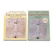 Set logica - Manual si caiet de logica pentru clasa a IX-a - Elena Lupsa