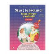Start la lectura! Texte literare si aplicatii - Clasa 2