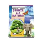 Stiinte ale naturii. Manual pentru clasa a III-a, partea I + partea a II-a (contine editie digitala) - Dumitra Radu, Mihaela-Ada Radu