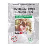 Tehnologia informatiei si comunicatiilor. Clasa 9. Manual - Radu Marsanu, Razvan Bologa