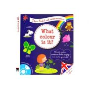 What colour is it? + CD - I learn English with Peter and Emily - Larousse