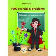 1000 exercitii si probleme, Clasa 1 - Culegere de matematica 2018