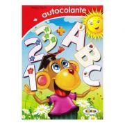 123 + ABC. Autocolante - Inesa Tautu